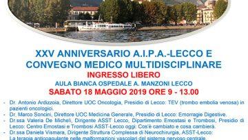XXV Anniversario AIPA e Convegno Medico