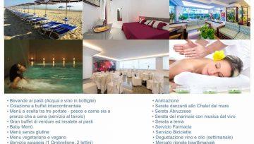 Soggiorno a Giulianova (TE) dal 05/09 al 13/09